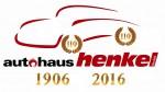 110 Jahre autohaus henkel